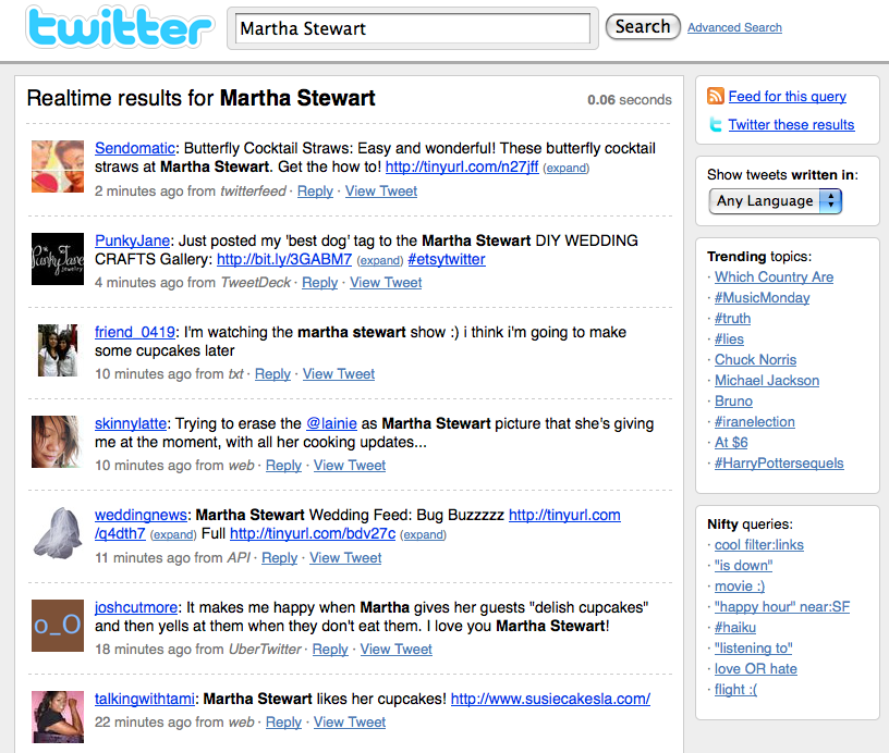 Seven Ways to Use Twitter Search for Business - Mequoda Daily
