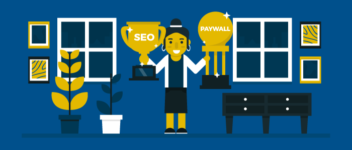 The Paywall Model vs SEO: How to Win at Both