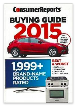 CR Buying Guide cover - library website business model