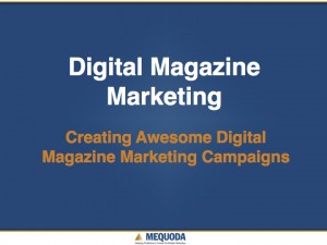 Digital Magazine Marketing