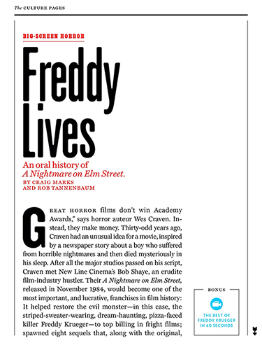 Freddy Lives