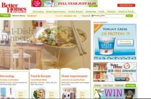 BHG Homepage