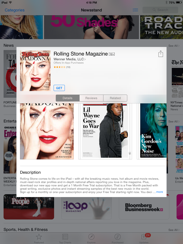 5 Tips for Publishing on Apple Newsstand