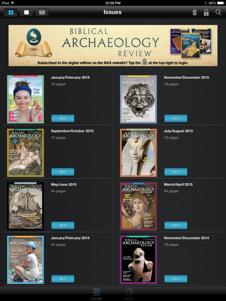 Magazine Subscriptions Template