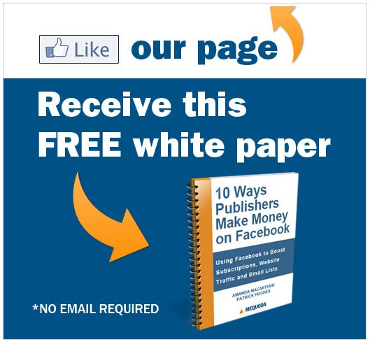 Free Facebook White Paper