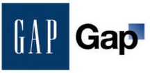 old GAP logo vs new GAP logo