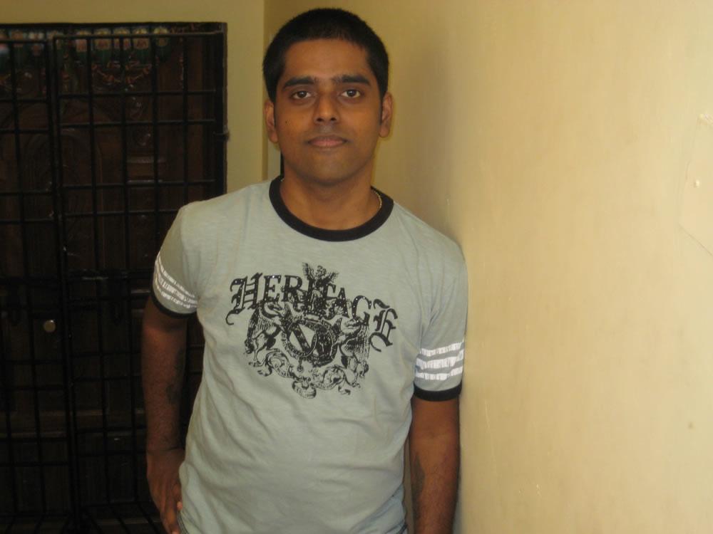 Praveen Kumar founder of AwesomeCuisine.com