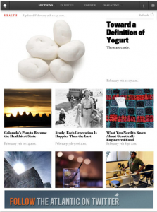 the atlantic magazine app review