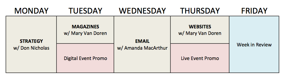Create a Calendar for Better Email Marketing Management