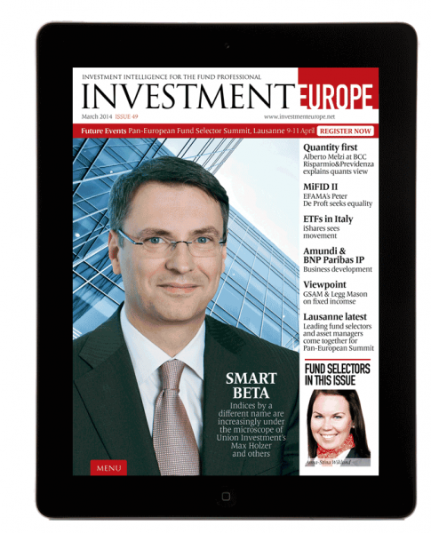 Investment Europe Launches New App