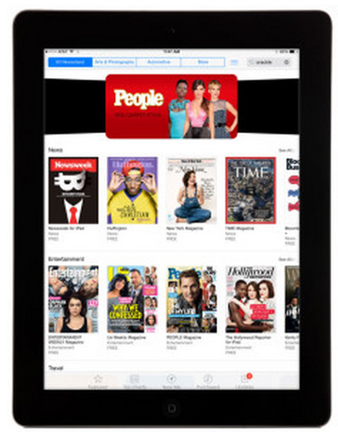 Which Digital Newsstand Should You Use?