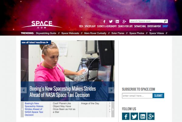 via Space.com