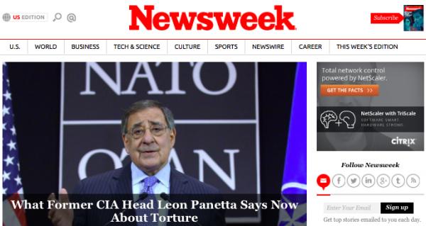 via Newsweek