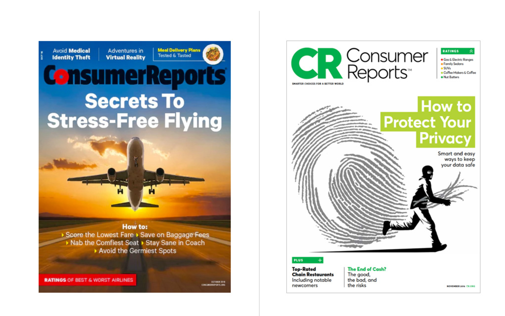 "Consumer Reports Gets a Makeover to ""Broaden Digital Readership"""