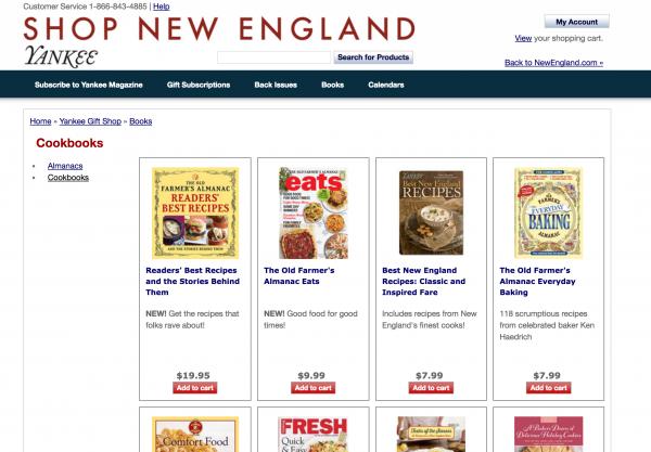 bookstore website business model