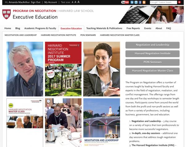 event website business model