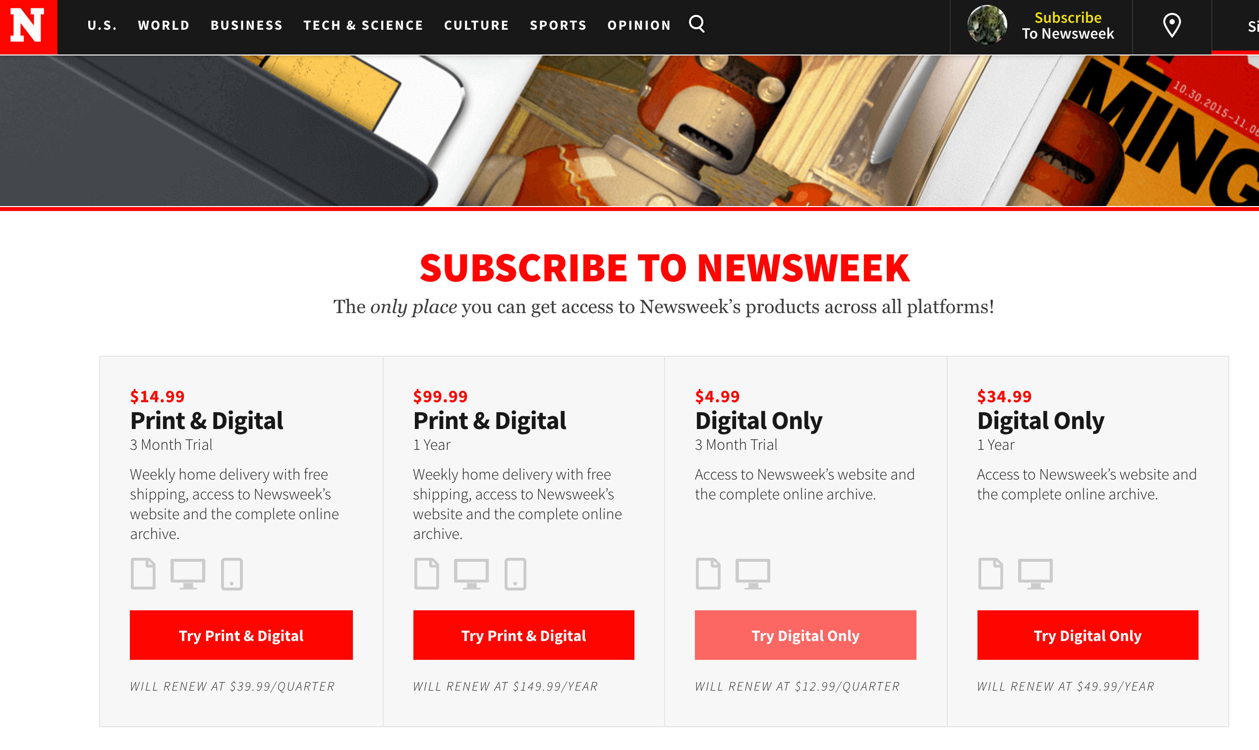 Magazine Subscription Websites: 4 Huge Mistakes You Might Be Making