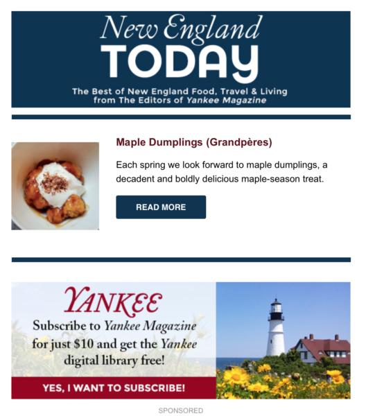 Yankee Digital Magazine Marketing