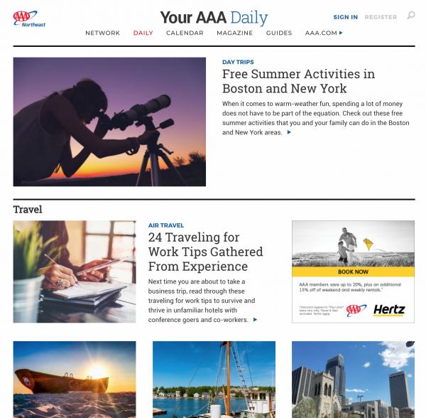 Haven CMS Website AAA Wins Top Honors at 2018 SIPA Awards