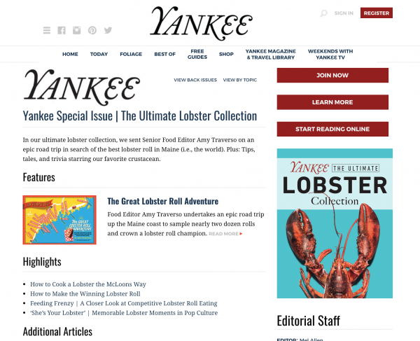 Yankee Beyond Paywalls: 3 Ways Magazine Publishers Sell More Subscriptions