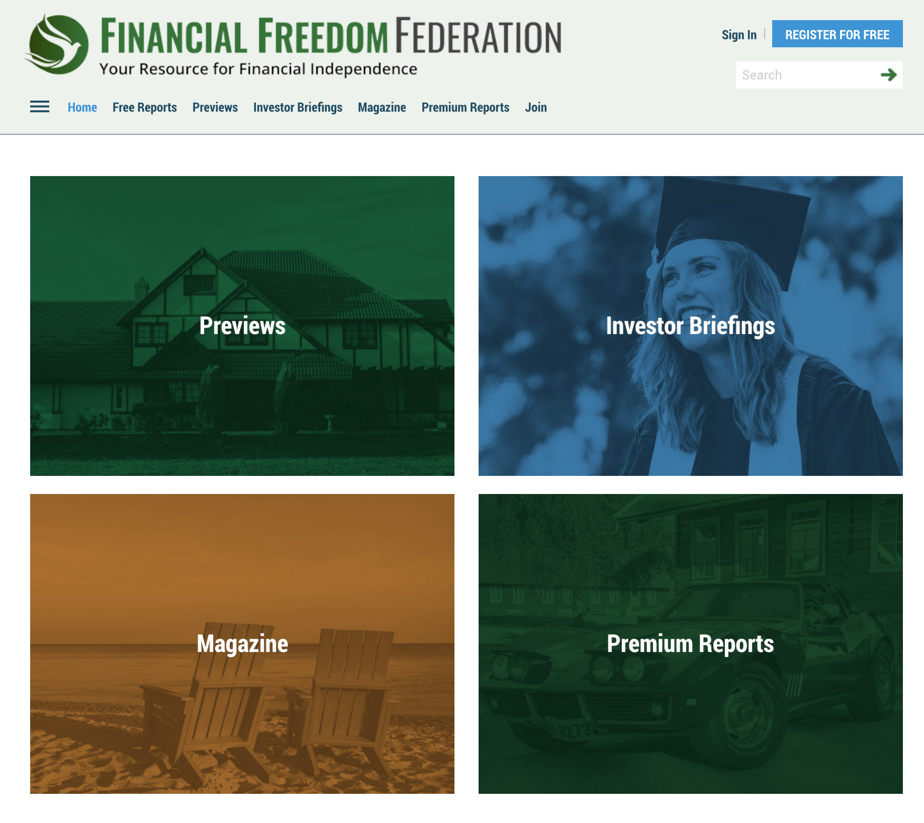 Financial Freedom Magazine Launch Anchors New Membership Club for Everyday Investors