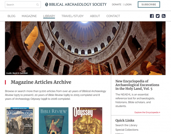 biblical best digital magazine examples