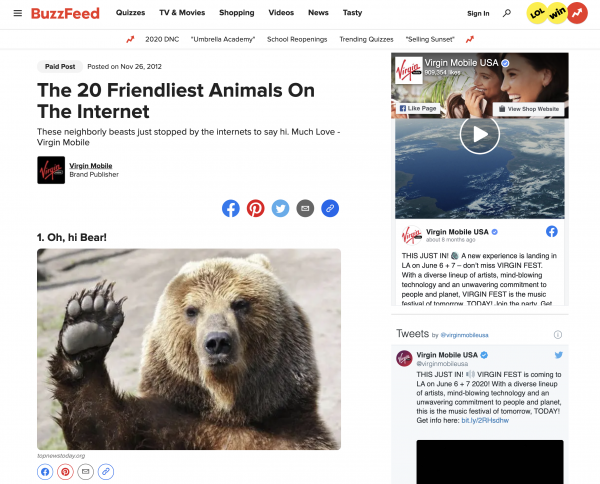 The Best Advertorial Definition & Examples That Will Inspire You