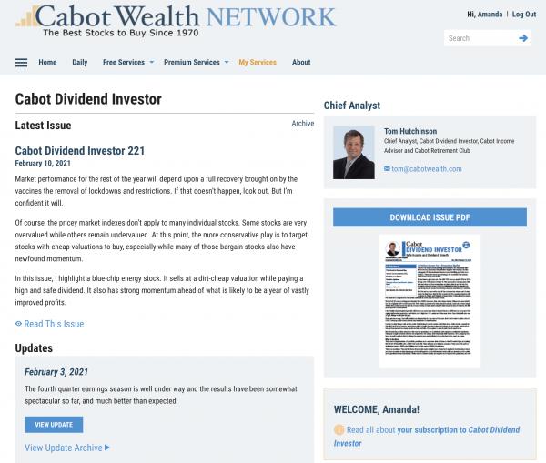 premium digital newsletters