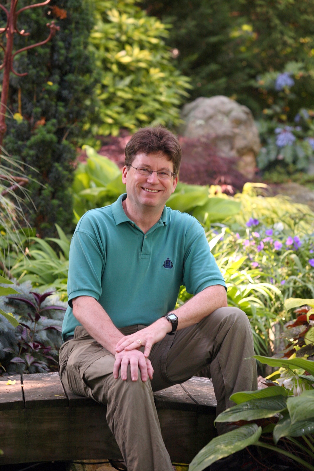 Steve Bender aka The Grumpy Gardener at Southern Living