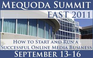 Mequoda Summit Boston 2011