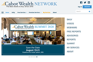 Cabot Wealth Network