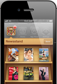 The Cost of Digital Newsstand Publishing