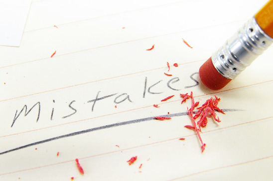 digital publishing mistakes