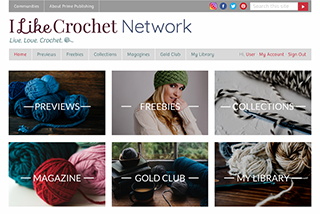 I Like Crochet Gold Club