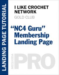 """In-Depth Tutorial: """"NC4 Guru"""" Membership Landing Page"""