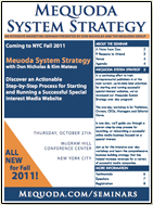 Mequoda System Strategy Bootcamp