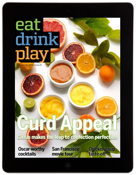 Check out native magazine app eat drink play