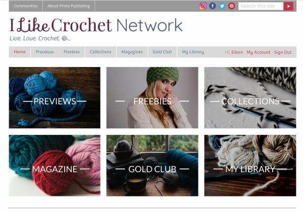 i like crochet online business models Digital Subscription Sales