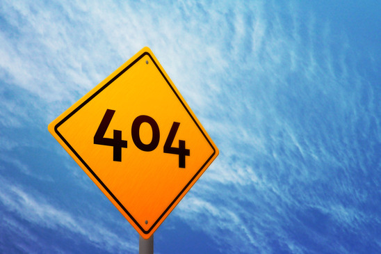 Turning the 404 Error Message into a Positive Website Marketing Tool