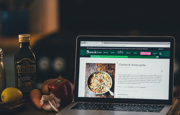 recipe seo for food magazines