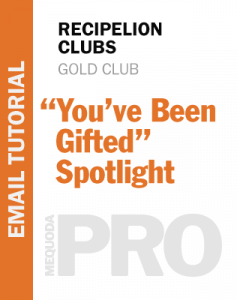 RLC You've Been Gifted Spotlight Cover
