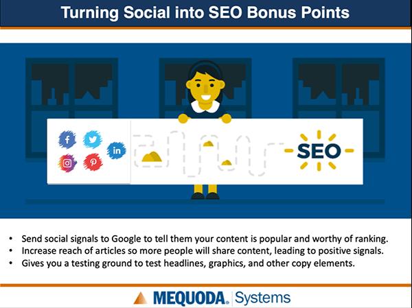 Social into SEO Bonus Points