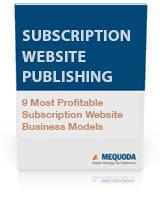 The Subscription Website Publishing Handbook