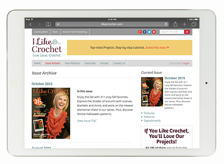 what-is-a-web-magazine-crochet-archive