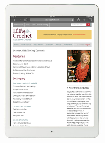 what-is-a-web-magazine-crochet-toc